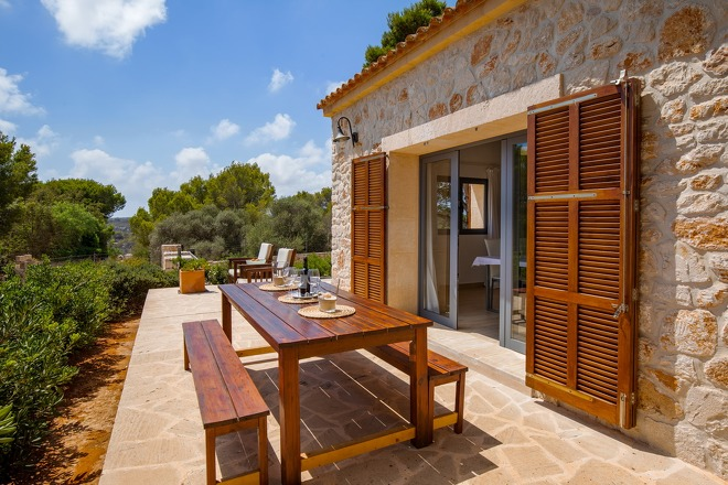 Holiday Home Es Caló (f323) in Cala S'Almunia Foto 5
