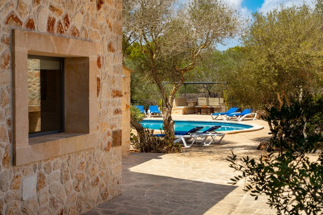 Holiday Home Es Caló (f323) in Cala S'Almunia Foto 32