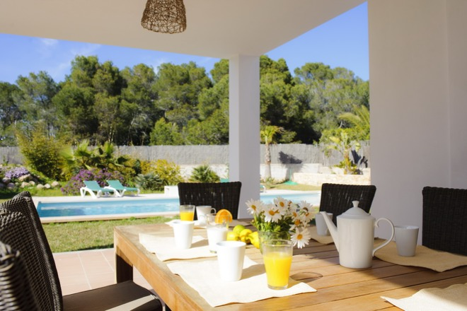 Villa Fontana (f360) in Cala D'or Foto 4