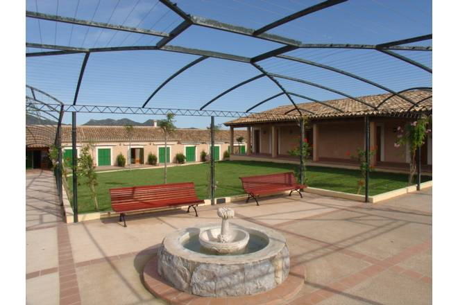 Country Hotel Son Corb (h018) in Son Servera Foto 2